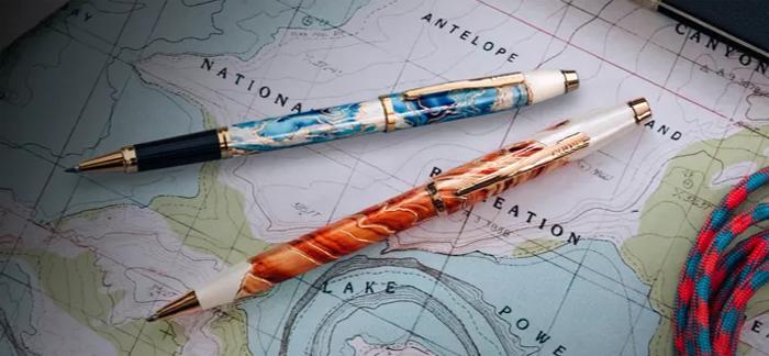 Ручки для письма Cross: преимущества и характеристики